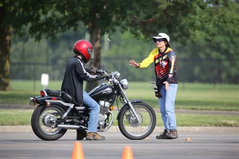 Motorcycle Training Course Details