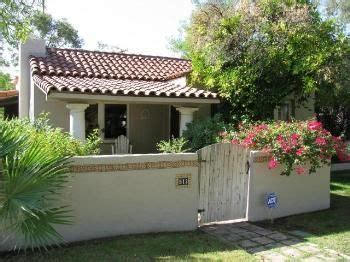 stucco fence ideas adobe wall to match the stucco house spanish bungalows tropical garden cottages pinterest
