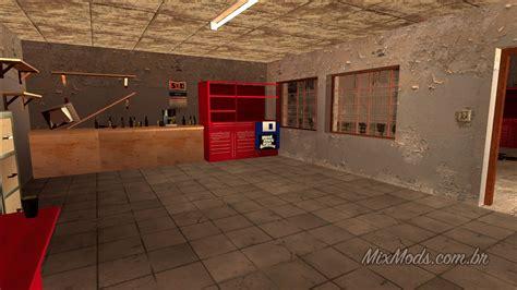 Andrea S Garage by Salvar Dentro Da Garagem De Doherty Mixmods Mods