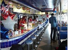 diner view Picture of 50's American Diner, Church
