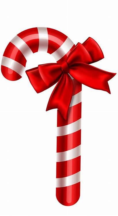 Cane Candy Clipart Ornament Stick Transparent Sugar