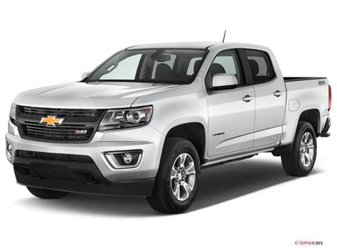 2019 Chevrolet Colorado Prices, Reviews, And Pictures