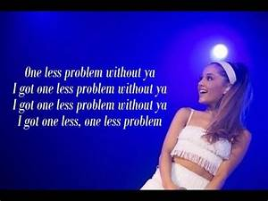 Ariana Grande - Problem ft. Iggy Azalea (FULL SONG ...