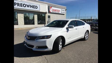 Courtesy Chrysler Ta by 2014 Chevrolet Impala Lt Olympic White Courtesy