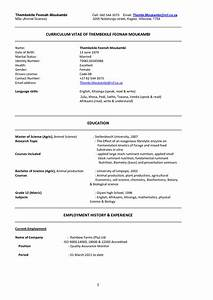cv template in south africa http webdesign14com With south african cv template download