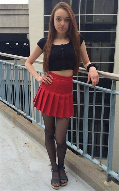 Skirt Skirts Mini Sexy Outfits Pleated Legs