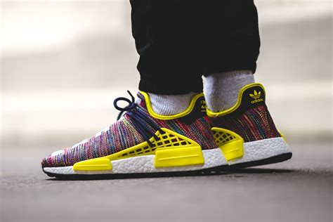 release reminder pharrell x adidas nmd hu trail collection buy best price authentic adidas