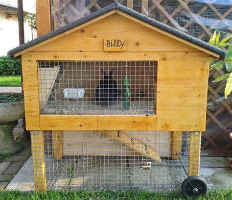 costruire gabbia coniglio casetta per conigli fai da te bricoportale fai da te e