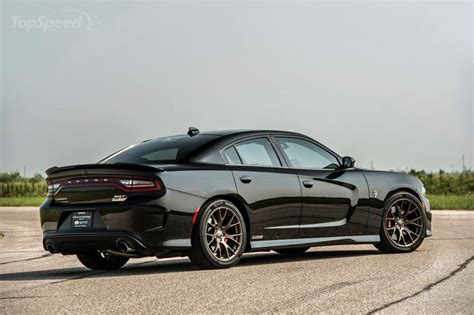 2015 Dodge Charger Hellcat Hpe800 By Hennessey