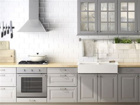 ikea lidingo kitchen cabinets ikea vs semi custom 4580
