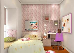 Awesome Girls Bedroom Wallpaper Ideas Ideas