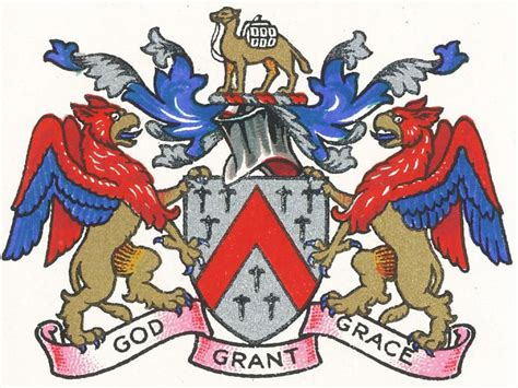 Coat Of Arms (crest) Of Oundle School