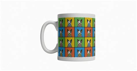 He built the counters, cabinets, and coffee bean bar in the original store in hernando, and named the company for his blue heeler cattle dog, barney. Australian Cattle Dog 11 oz. Coffee Cup / Mug | Custom Gifts Etc.