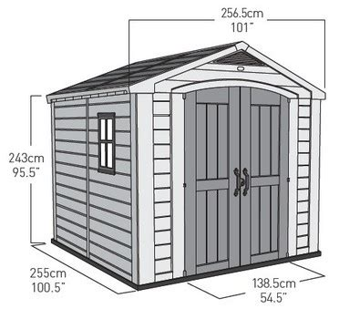 keter woodland storage shed dimensions keter storage sheds nz building garden shed foundations