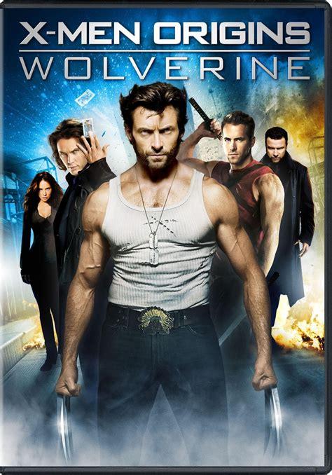 wolverine origins 2009 dvd covers