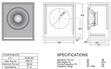 bass cabinet design bass speaker cabinet design plans savae org