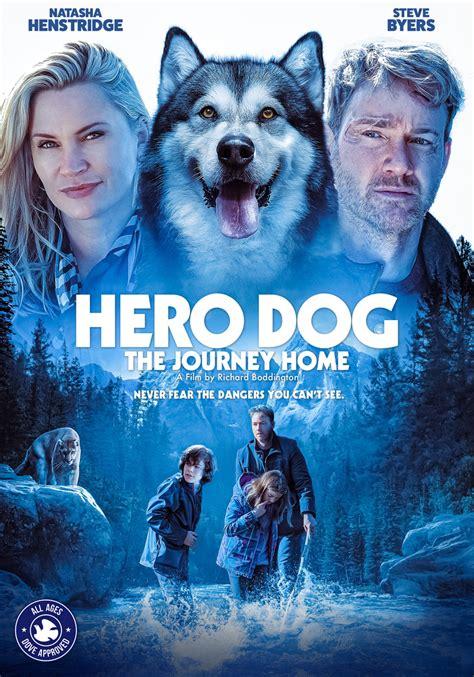natasha henstridge  hero dog  journey home
