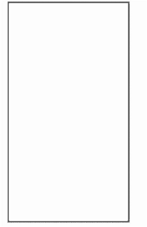 black label iphone 4 4s shape rectangle coloring page