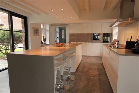 plan de travail cuisine quartz blanc les coulisses de gabarit le cuisine