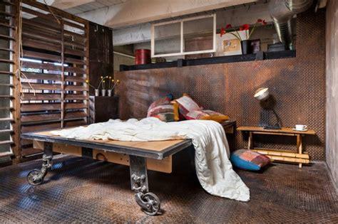 chambre indus des chambres industrielles sympas pour ceux qui aiment l