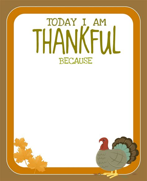 printable  thanksgiving printable creative juice