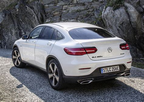 mercedes benz glc coupe hibrido enchufable  una