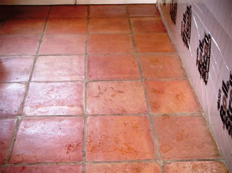 Terra Cotta Fliesen by Sealing Terracotta Tiles Cleaning And Polishing