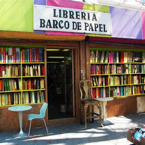 La Libreria In by Sobre Nosotros Librer 237 A Barco De Papel