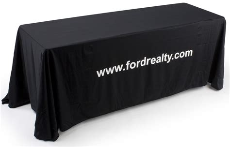 black table drape 6 foot table dress up those tired tables