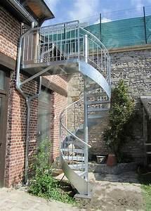 Escalier Helicoidal Exterieur Prix : decoration escalier exterieur boule deco jardin maison email ~ Premium-room.com Idées de Décoration