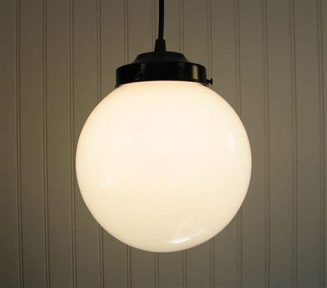 white globe pendant light light fixture globes roselawnlutheran