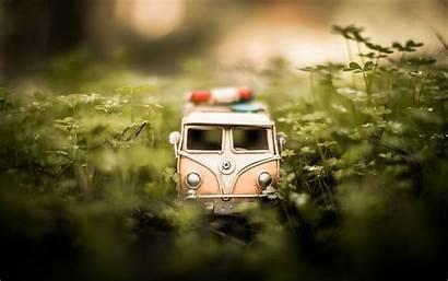 Bus Volkswagen Toy Backgrounds Wallpapers Vw Minibus