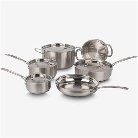 classic collection  piece cookware set ca cuisinart