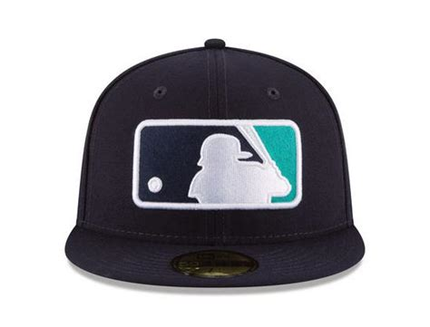 ken griffey jr seattle mariners mlb logo 59fifty fitted hat by new era strictly fitteds