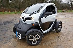 Renault Twizy Cargo 2017 Review Auto Express