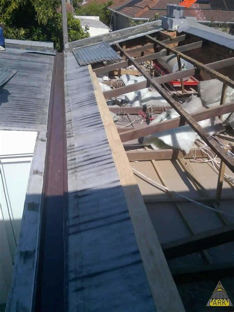 roof repairs box gutter waterproofing aluminium relining