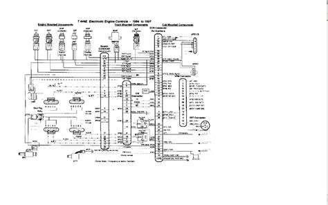 1995 International Wiring Diagram im working on a 95 international 4700 with 7 3l t444e