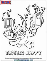 Skylanders Coloring Happy Pages Trigger Skylander October Fancy Colouring Tech Quotes Happiness Spyros Adventure Edition Popular Characters Getcoloringpages Header3 Quotesgram sketch template