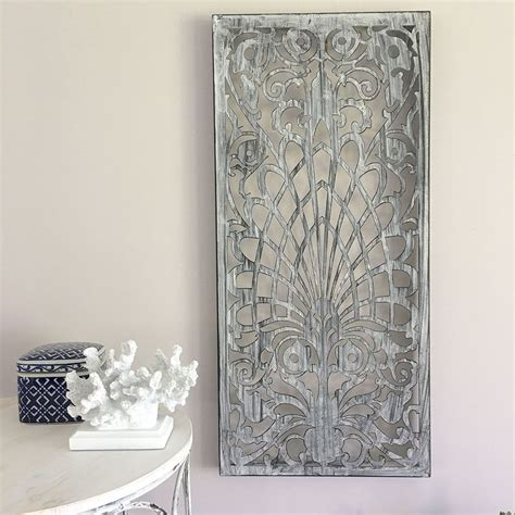 decorative rectangle metal wall panel garden screen wall decor outdoor aud 75 00 picclick au