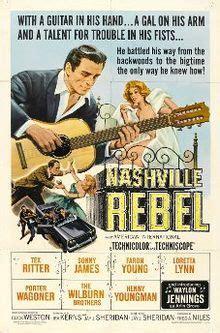 nashville rebel film wikipedia