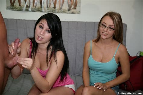 Nasty Student In Sunflecks And Glasses Give Xxx Dessert