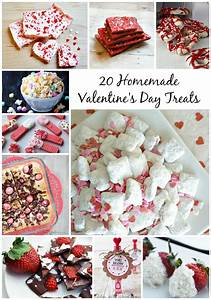 20 Valentine's Day Treat Recipes - The Rebel Chick