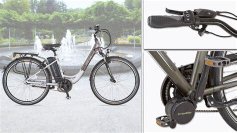aldi e bike cyco pedelec e bike bei aldi nord computer bild