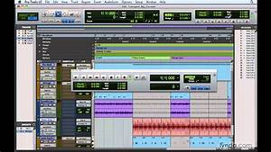 Pro Tools  Exploring The Transport And Big Counter Windows