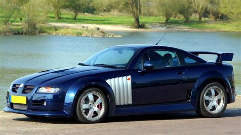 2005 MG SV - R Xpower - YouTube
