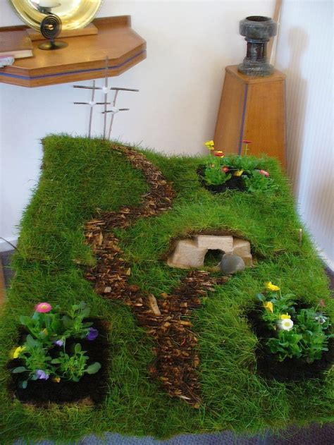 Best Resurrection Garden Ideas Pinterest Easter