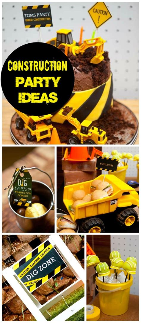 construction cuisine 25 best ideas about hats on dump truck