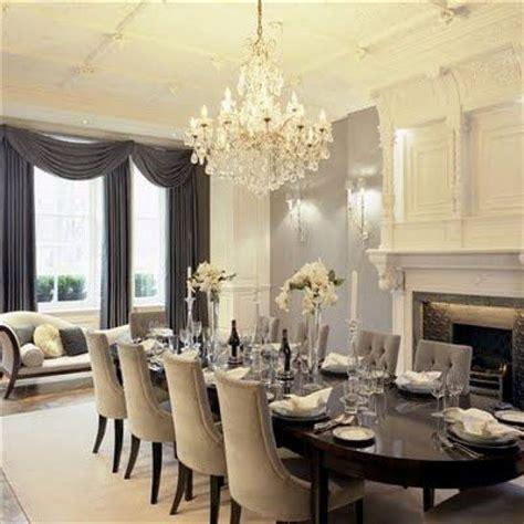 fancy dining room ideas fancy dining room drapes fire