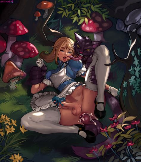 Alice In Analland By Kaizar Hentai Foundry