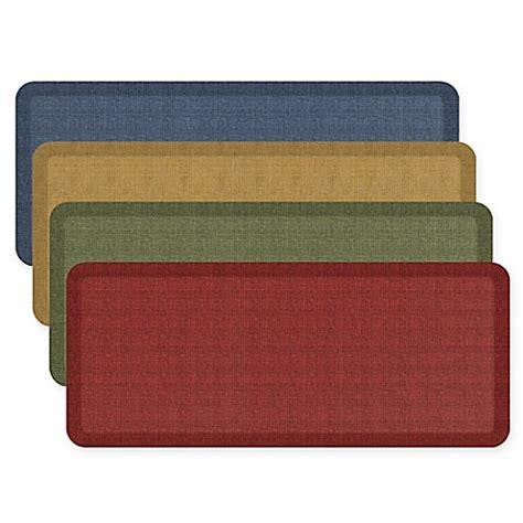 kitchen floor mats designer gelpro 174 newlife 174 allegro designer tweed comfort mat bed 4785